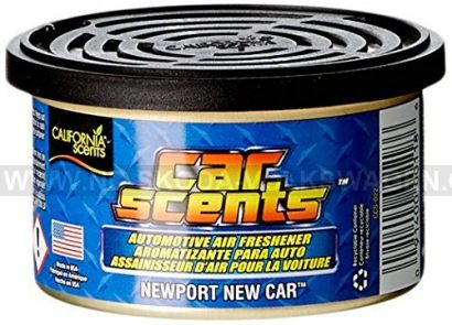 VŮNĚ DO AUTA CALIFORNIA SCENTS NEWPORT NEW CAR (NOVÉ AUTO) 42G