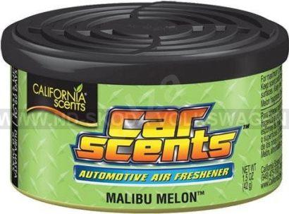 VŮNĚ DO AUTA CALIFORNIA SCENTS MALIBU MELON (MELOUN) 42G