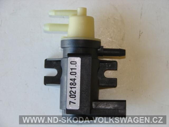 měnič tlaku pro turbodmychadlo  TOUAREG I