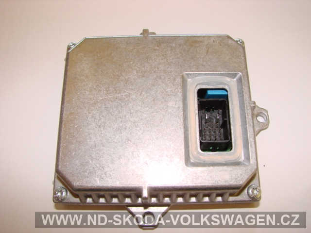 Řídící jednotka xenonu  (plynové výbojky)  Octavia od r.01-2010 1U0941651 (Xenon HID Headlight Ballast trafo) NTY