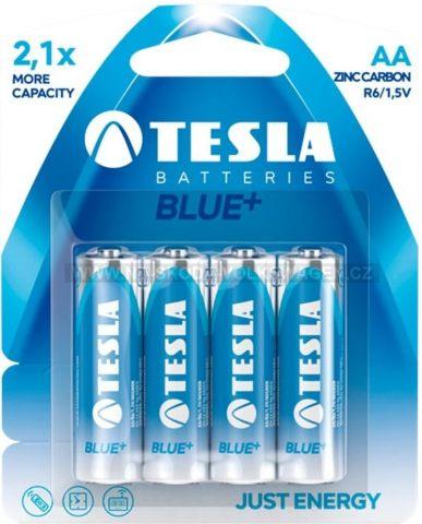 BATERIE TESLA AA BLUE+ (4KS)