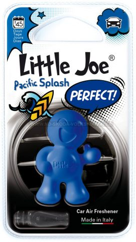 VŮNĚ DO AUTA PANÁČEK LITTLE JOE OK - PACIFIC SPLASH (VŮNĚ OCEÁNU)