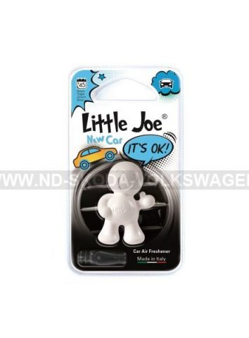 VŮNĚ DO AUTA PANÁČEK LITTLE JOE OK - NEW CAR (VŮNĚ NOVÉHO AUTA)