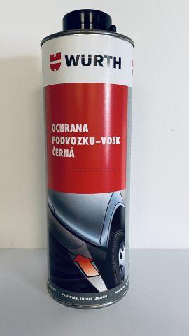 OCHRANA PODVOZKU-VOSK   ČERNÁ 1L (DO STŘÍKACÍ PISTOLE)