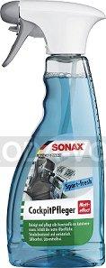 PROSTŘEDEK PRO PÉČI O PLASTY SONAX SPORT FRESH (500ML)