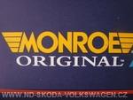 TLUMIČ PŘEDNÍ (MONROE) GOLF IV-BORA 1998-2006