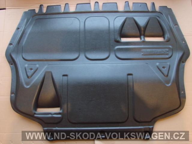 KRYT MOTORU SUPERB II  DIESEL 2008>