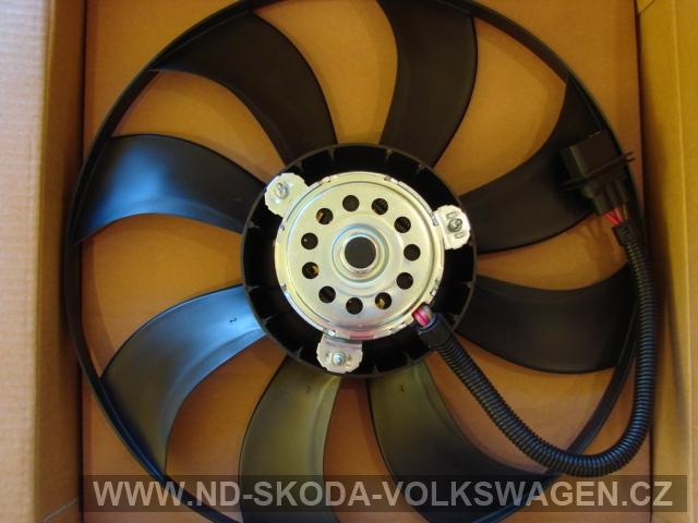 Větrák elektrický FAB 250/60W 385mm