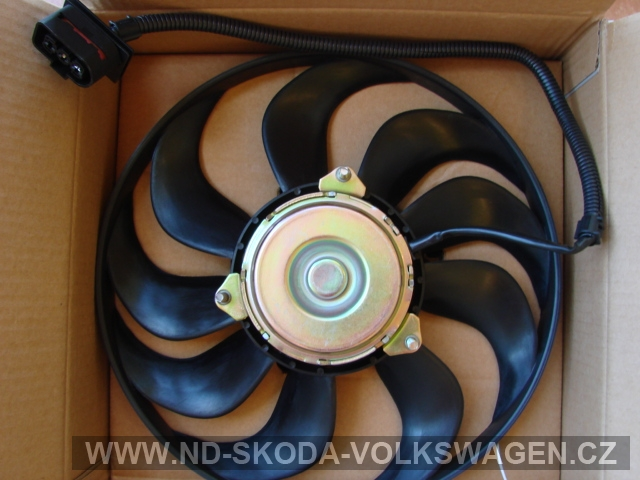 Větrák elektrický FABIE 290mm/90W