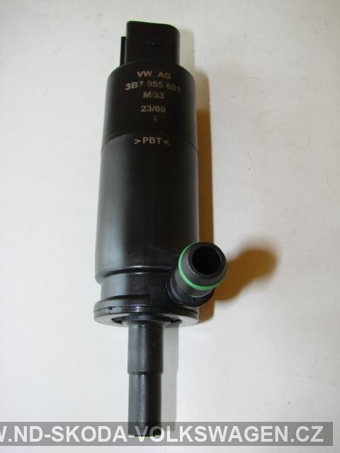Čerpadlo ostřikovače světel Superb I 2002-2008