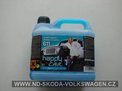 G11-NEMRZNOUCÍ CHLADÍCÍ KAPALINA   3L