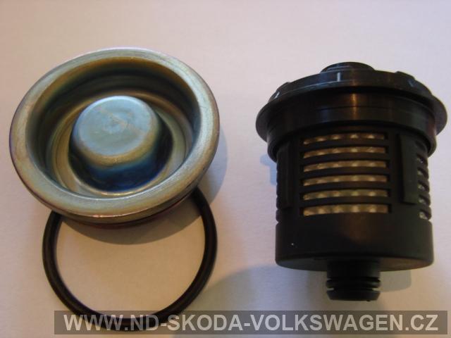 FILTR SPOJKY HALDEX PASSAT B6 2005 -