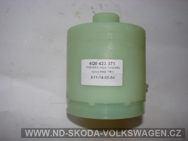 Nádobka oleje čerpadla serva TRW FABIA II