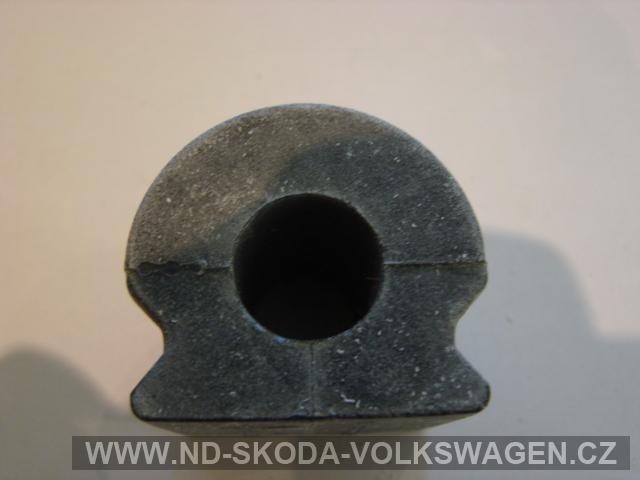 Guma stabilizátoru pro stabilizátor FABIE II 16 mm