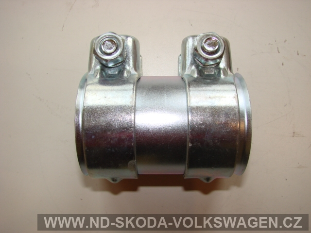 SPONA VÝFUKU 55/60X95MM CADDY III 2004-2011
