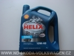 SHELL HELIX 10W-40 HX7 DIESEL 4L NORMA VW 50500,API CF,ACEA A3/B3/B4